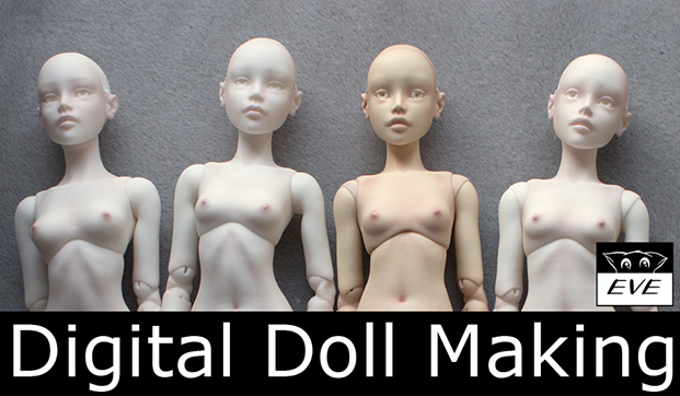 Digital Doll Making