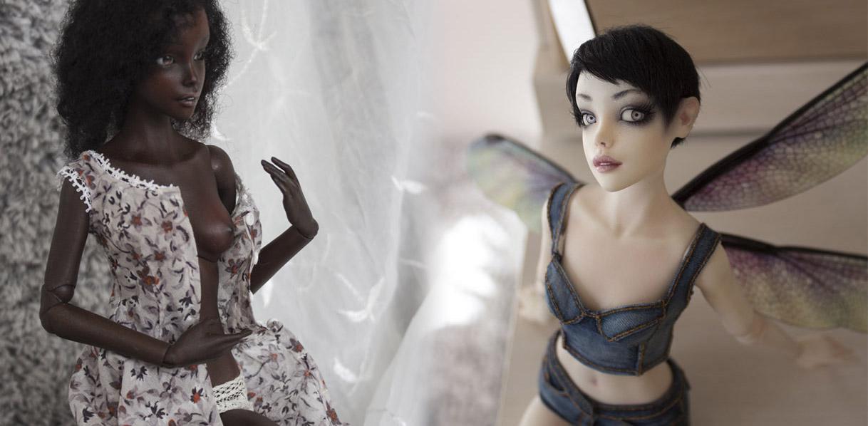 Humanoid Dolls