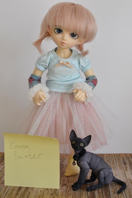 Emma BaxterYOSD LittleFee 5cm