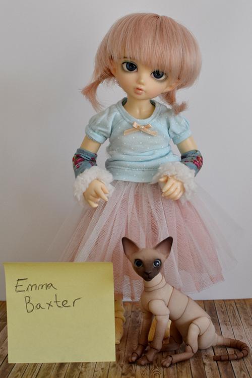 Emma BaxterYOSD LittleFee 6cm