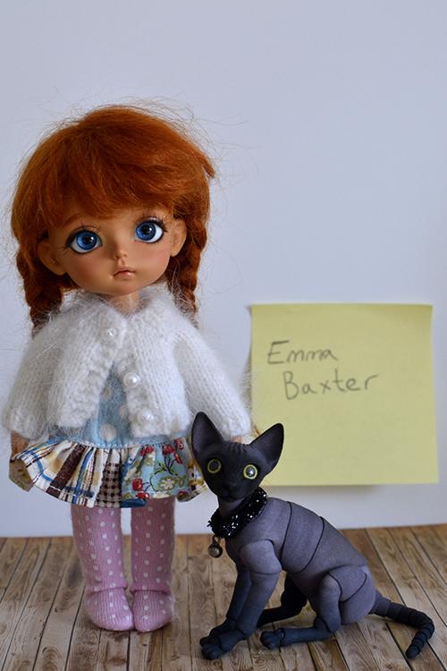Emma Baxtertiny Latiyellow 5cm