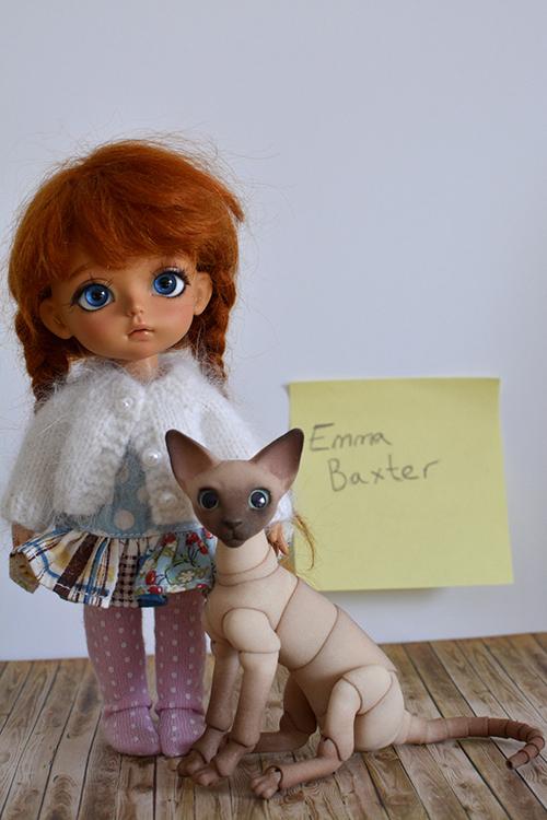 Emma Baxtertiny Latiyellow 6cm